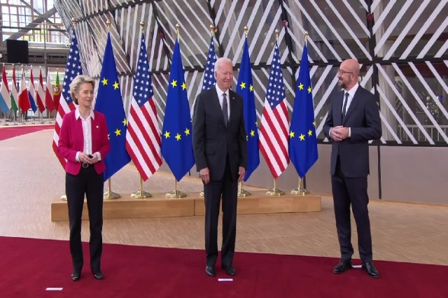 The EU and the US will co-operate even more in the Western Balkans