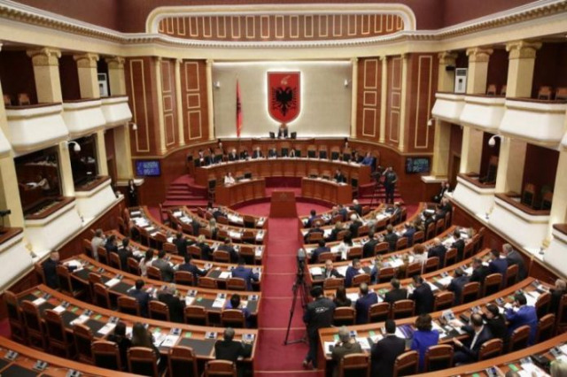 President Ilir Meta dismissed with 104 pro by the mps of the assembly