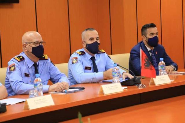 "Ardi Veliu and Kosovo counterpart sign ""Memorandum of Cooperation"""