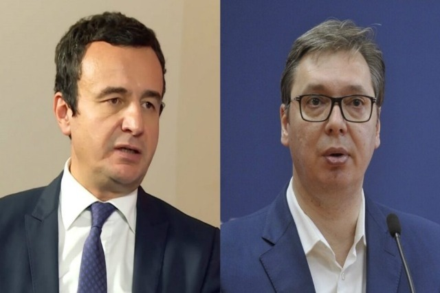 Dialogue Kosovo-Serbia, Pm Albin Kurti to meet with Serbian president Vučić