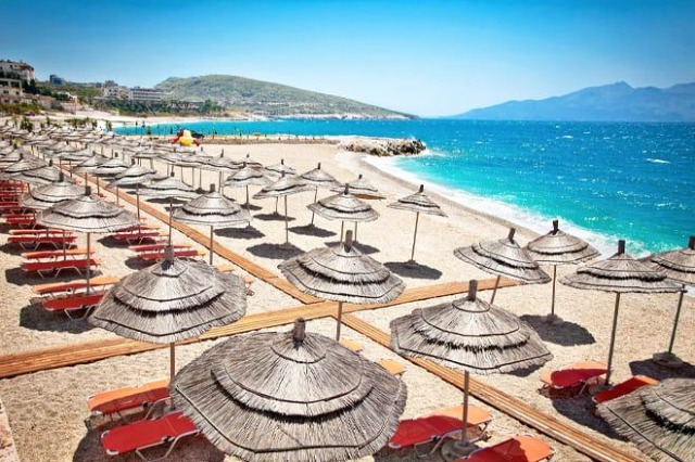 Christina Rado: Albanian breathtakingly gorgeous beaches with their stunning views and sparkling, crystalline water. 17 top public beach spots!