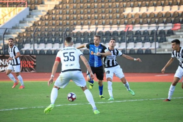 Laçi goes through the third round of Conference League, next opponent is Anderlecht