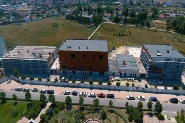 Pm Rama share video of the construction of ''Mother Teresa'' school