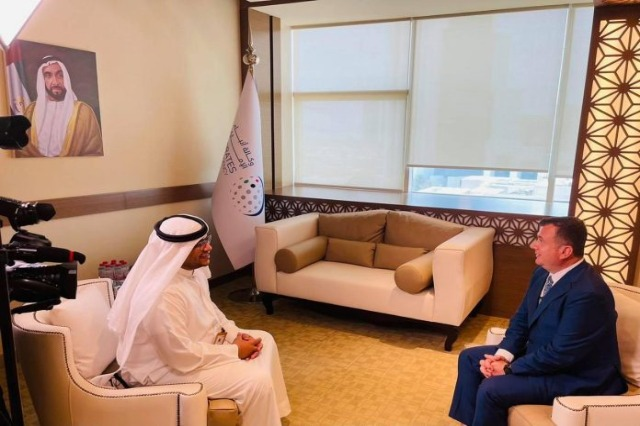 Balla visits the United Arab Emirates: Albania will have an EXPO pavilion in Dubai this year
