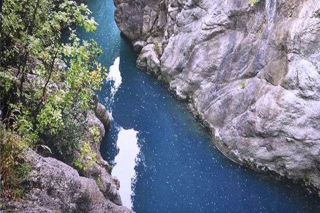 Erzeni kanyonları