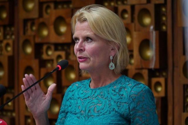 Ann Linde: OSCE supports Kosovo-Serbia dialogue
