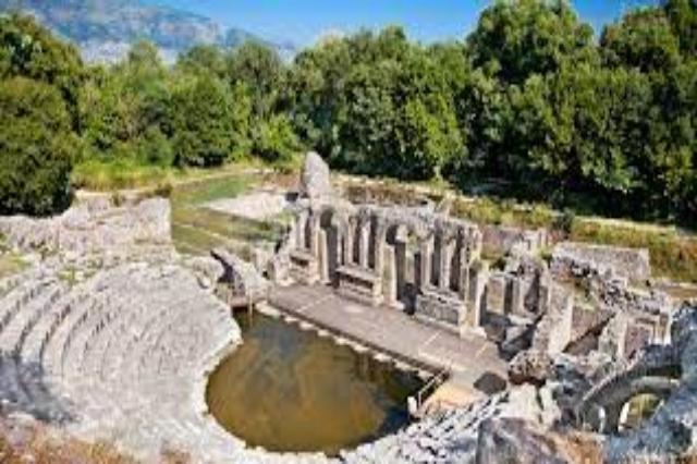 Butrinto, importante destinazione turistica