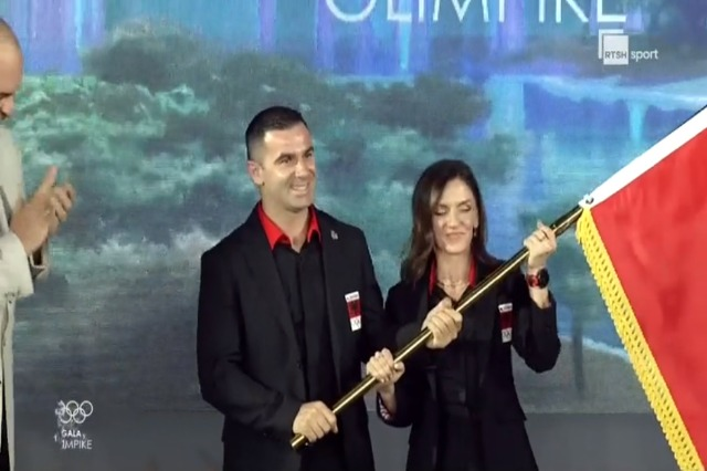 """Albania will be represented by 9 athletes at the """"Tokyo 2020"""" Olympic Games"""