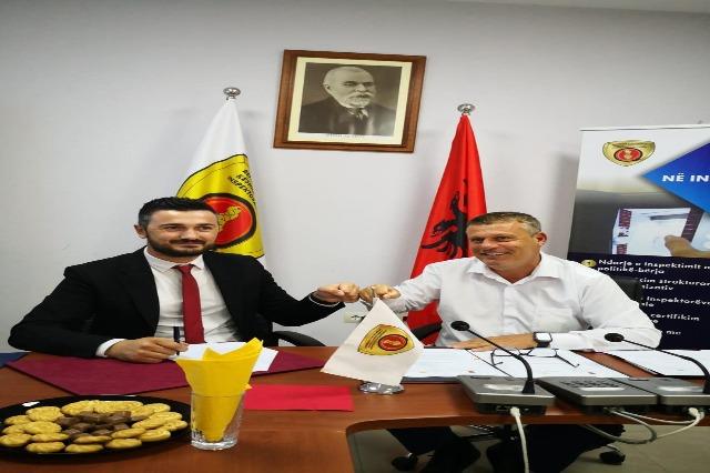 Albania and Montenegro sign memorandum of cooperation for online inspections