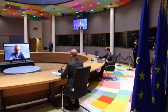Albania member of the Security Council, CoE President Charles Michel congratulates Rama