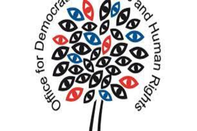 ODIHR Final Report: April 25 credible; illegal DP vote protection structures; The SP exercised power