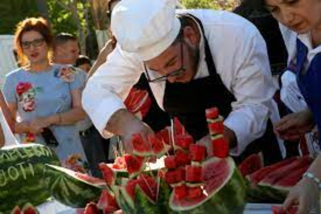Watermelon Fair in Lushnje, Economy: We aim to triple exports