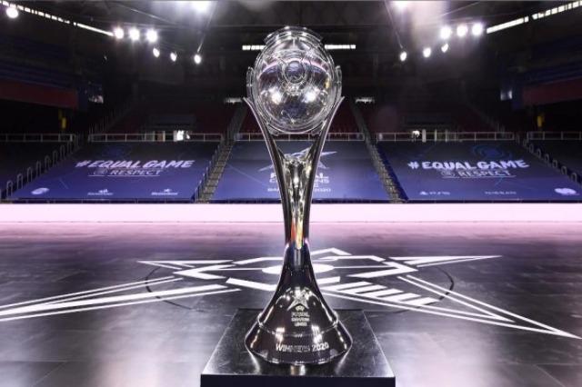 FUTSAL, die Spiele der Gruppe C der Champions League 2021/22 werden in Albanien ausgetragen