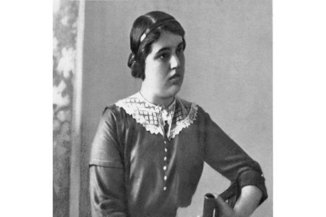 Bernardina Marubi, the first Albanian female photographer