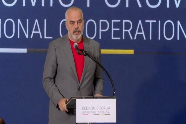 Rama a Forum 'Balcani aperti': regione non più ostaggio di passato