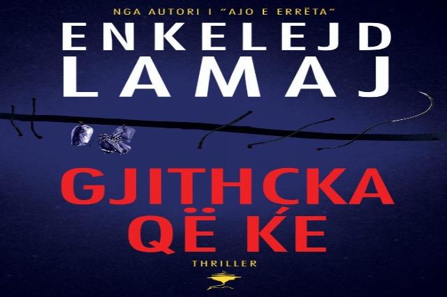 L'écrivain Enkelejd Lamaj revient avec un thriller extrêmement choquant