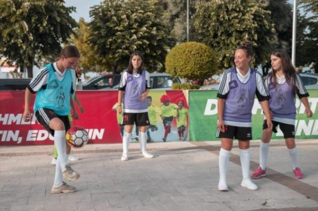 """Football Festival 2021"" organized by the Albanian Football Federation in Pogradec"
