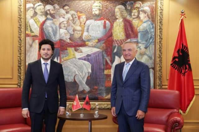 Deputy PM of Montenegro on official visit in Albania