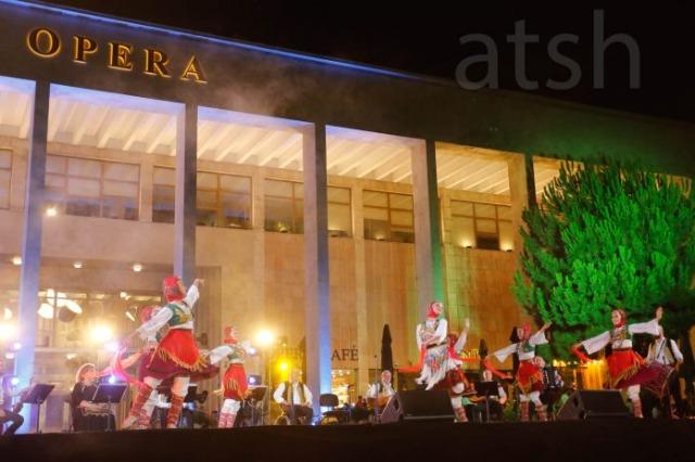 """Skëndërbeg"" Square returns to the arena of Albanian music"