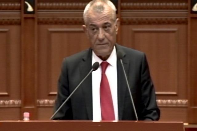 Das albanische Parlament versammelte sich heute in der letzten Plenarsitzung für  diese Legislaturperiode