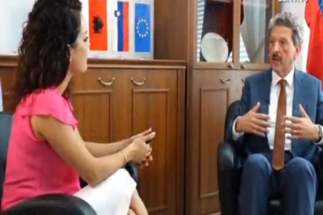 Slovenian Ambassador to Albania Peter Japelj expresses optimism that Balkans will move towards the opening of negotiations