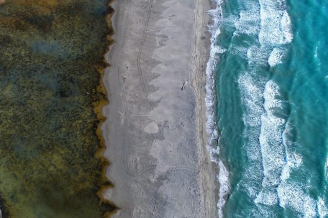Keşfedilecek başka bir yaz destinasyonu olan Fier'deki Pishporo plajı