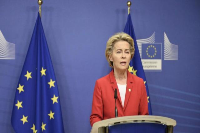 Ursula Von der Leyen: Οι γείτονές μας στην ΕΕ και τα Δυτικά Βαλκάνια θα είναι πάντα ισχυρότεροι μαζί