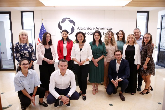 Ambassador Kim: Albania to consider the role of students in building a bright future