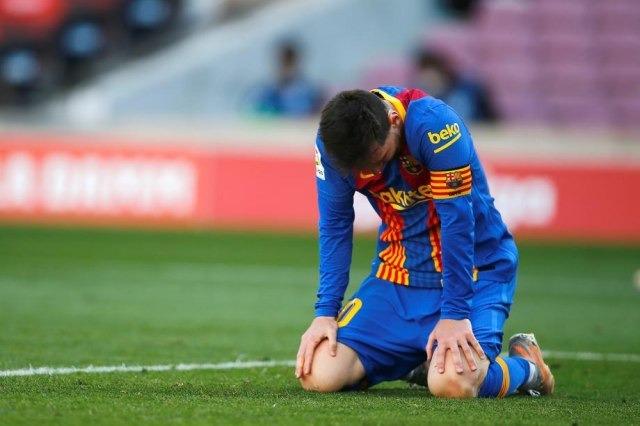 """Bomba""; ""Drama""; ""Adios""  Lionel Mesi odlazi iz Barselone"