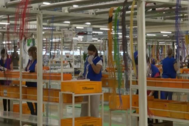 Die wachsende Wirtschaft erhöht die Beschäftigung