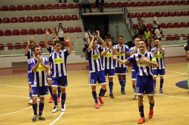 UEFA Futsal Champions League: KF Tirana wins the first leg