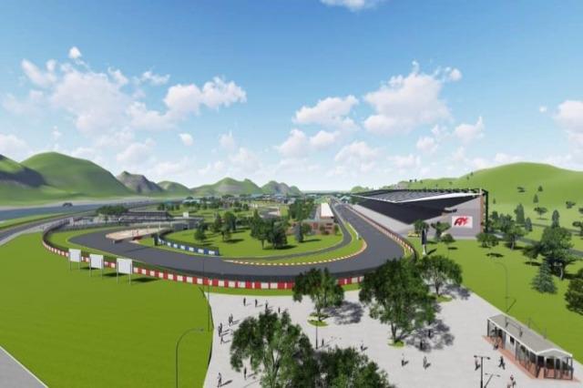 Arnavutluk'ta Formula 1, Gonxhja : Yüksekleri hedeflemezsek hayaller gerçekleşmez