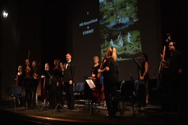 'Cremona Quartet 'in the' Garden of Earthly Pleasures' of the 2021 Biennale