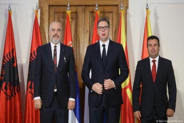 L'UE n'a pas de position claire sur l'initiative Open Balkans