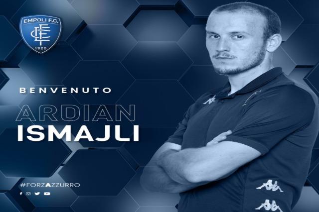 Il difensore della nazionale Ismajli lascia Spezia, ma resta in Serie A.