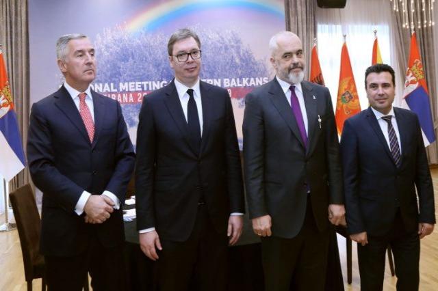Analyse de la politique étrangère : Initiative pour les Balkans ouverts, saine pour la région, c'est pourquoi l'UE devrait la soutenir