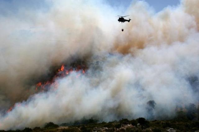 Balkanlar'daki yangınları söndürmek için AB yardımı