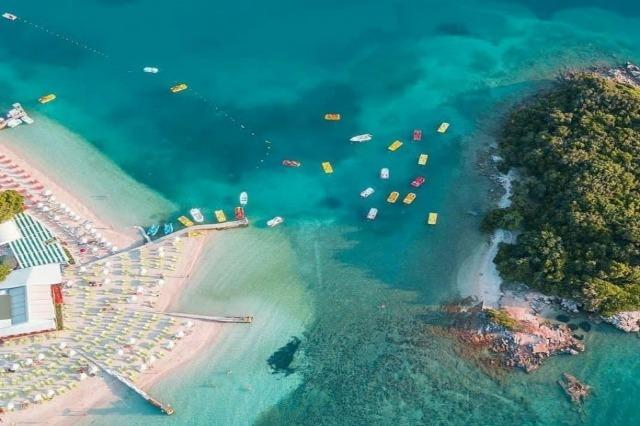 """""""Corriere della sera"""": Najlepše albanske plaže, skrivene uvale i devičanske uvale"""