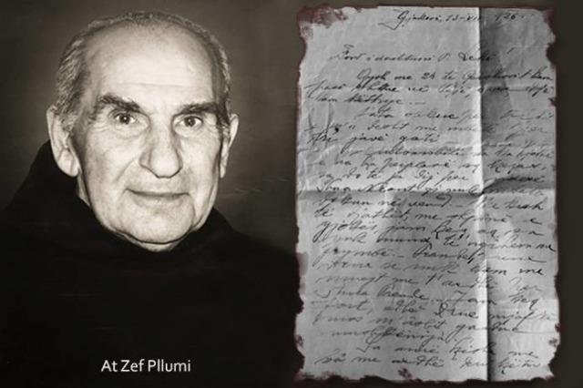 Padre Zef Pllumi – vivi solo per testimoniare