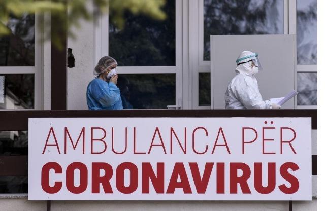 Kosovo na crni dan od COVID -a 19, u poslednja 24 sata registrovano je 18 žrtava