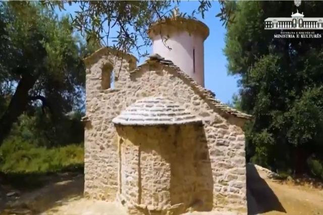 Restaurata la chiesa St.Parasceva a Lukova