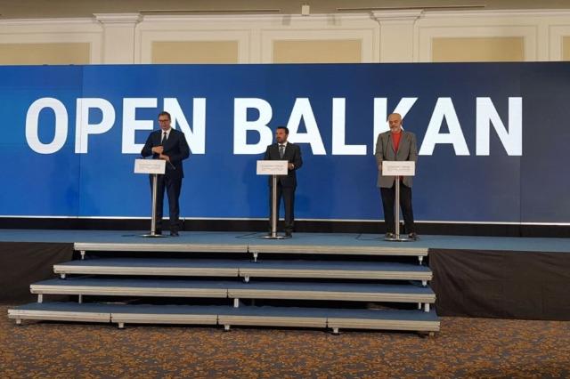 Almanya : Açık Balkanların farkındayız, Ortak Bölgesel Pazar Eylem Planını destekliyoruz