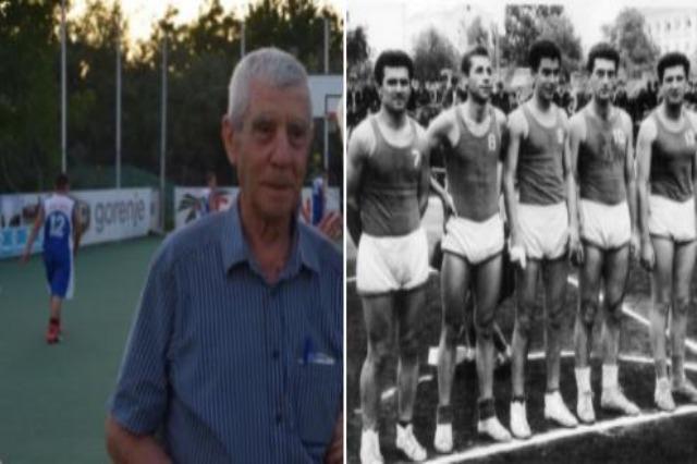 Der Basketballspieler Petraq Jorgoni ist im Alter von 81 Jahren gestorben
