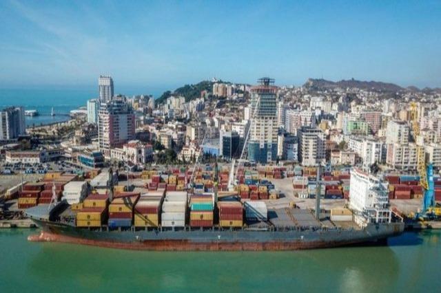 Der Warenumlauf steigt im Hafen von Durres um 16 Prozent