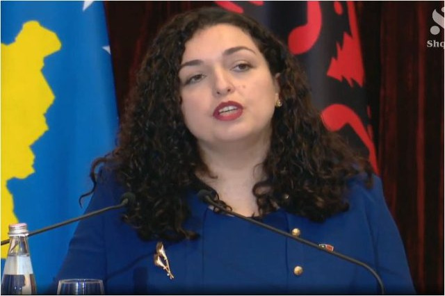 President of Kosovo, Osmani: We are not pro ''Open Balkans'', it affects the interests of Kosovo