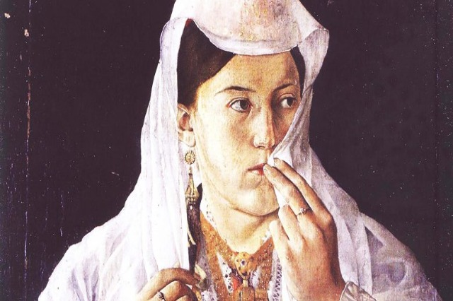 History of painting in Albania