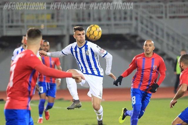 Altro giocatore di Tirana che diventa parte di Legia Varsavia