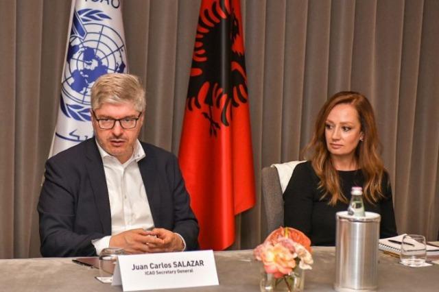 Albanie, reprise rapide dans le domaine de l'aviation