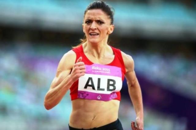 Arnavut atlet Luiza Gega, Olimpiyat Oyunlarında 3.000 metre engelli finaline katılmaya hak kazandı