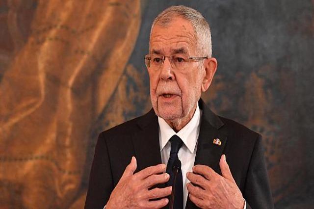 Autriche, président Van der Bellen : l'Europe doit aider les réfugiés afghans